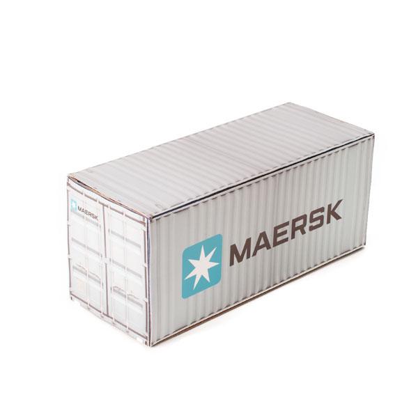 container maersk met tulpen