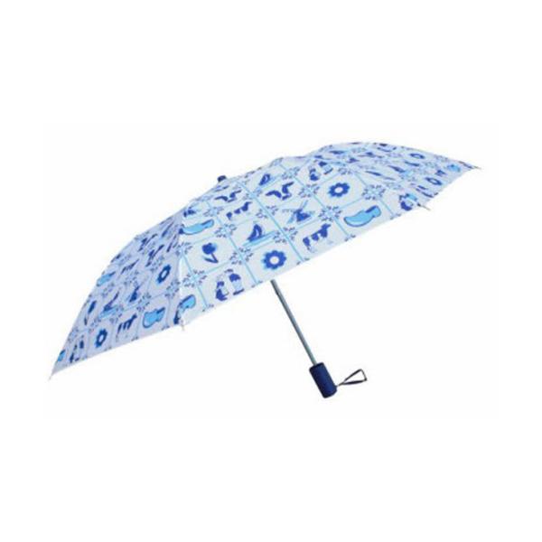 Paraplu Delfts Blauw