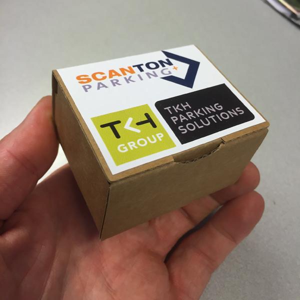 Mini karton box