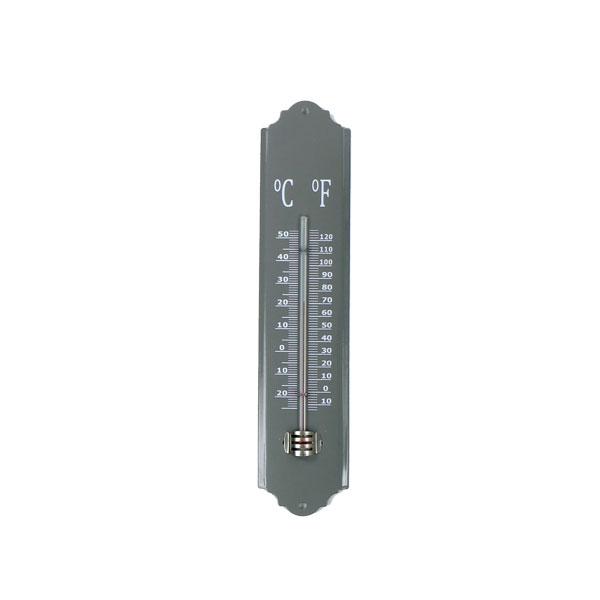 Metalen thermometer