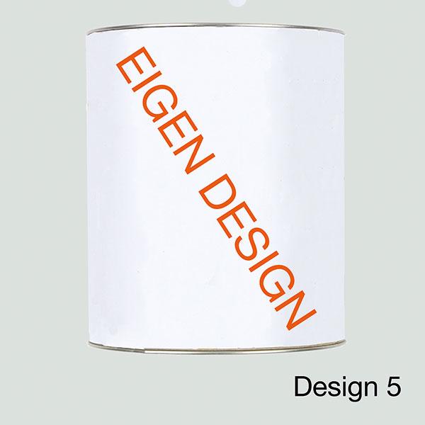 koker medium eigen design